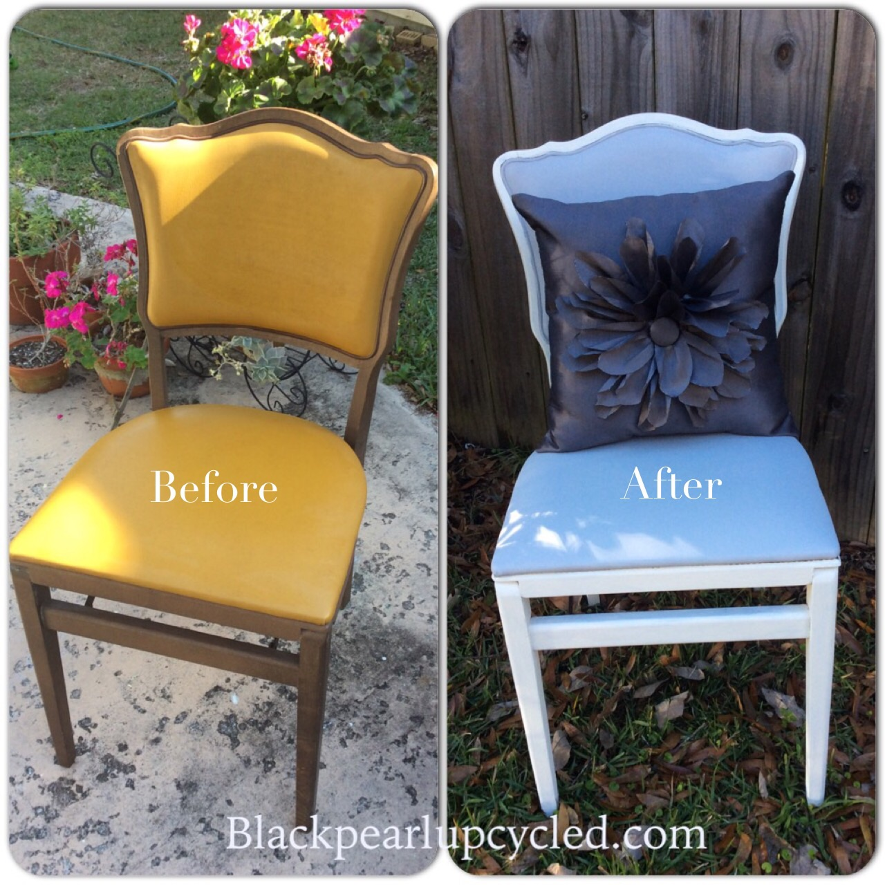 Black Pearl Upcycled